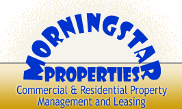 Morningstar Properties - Commercial & Residential Property Management and Leasing